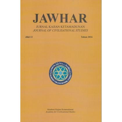 Jawhar: Jurnal Kajian Ketamadunan (Jilid 13)
