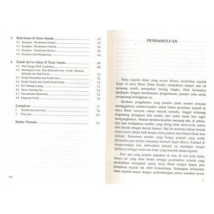 Sejarah Perintisan Penyebaran Islam Di Tatar Sunda