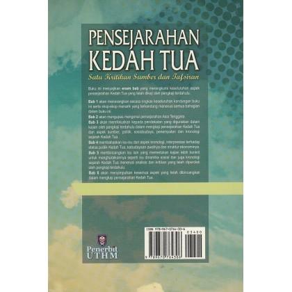 Pensejarahan Kedah Tua Satu Kritikan Sumber dan Tafsiran