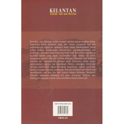 Kelantan: Sejarah Adat dan Warisan