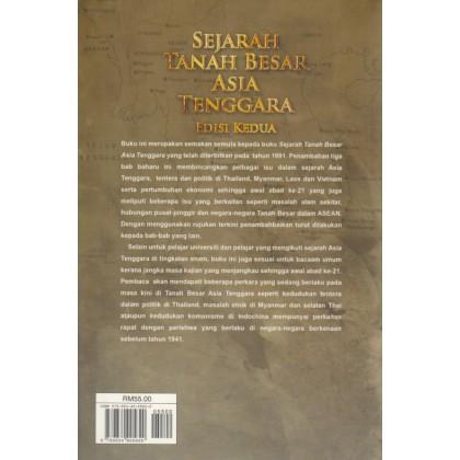 Sejarah Tanah Besar Asia Tenggara Edisi Kedua