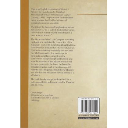 Ibn Khaldun's Science of Human Culture