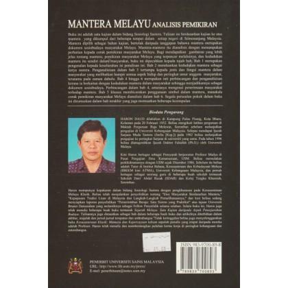 Mantera Melayu: Analisis Pemikiran