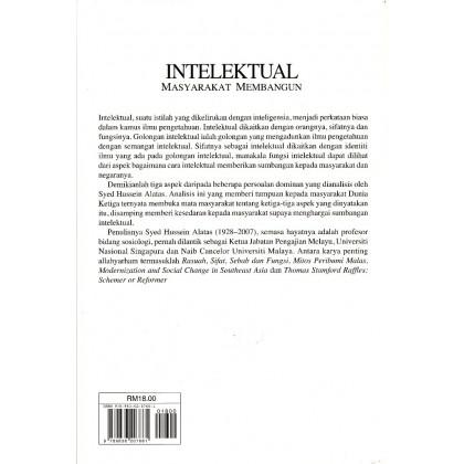 Intelektual Masyarakat Membangun