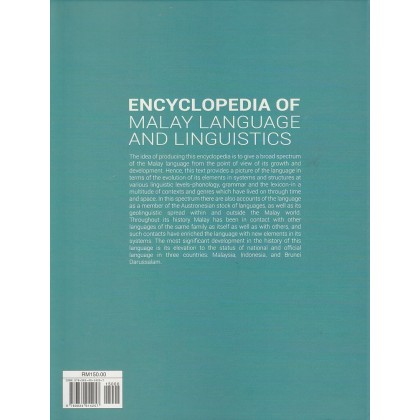 Encyclopedia of Malay Language and Linguistic