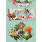 Khasiat Tumbuh-Tumbuhan Perubatan Menurut Ibnu Sina Jilid 4
